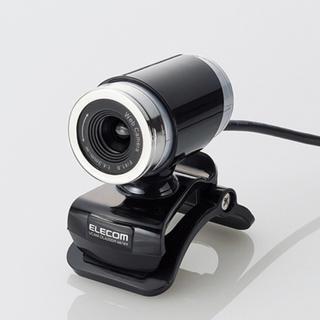 エレコム(ELECOM)のELECOM   WEBカメラ(PC周辺機器)