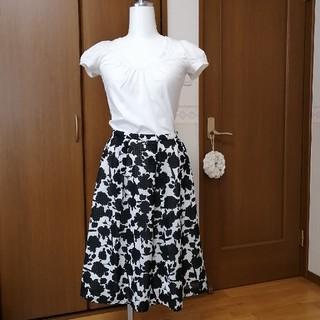セオリー(theory)のセオリーTシャツ、ナチュビ スカート セット(Tシャツ(半袖/袖なし))