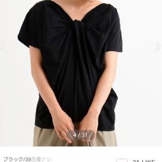 ルクールブラン(le.coeur blanc)のルクールブラン  トップス(Tシャツ(半袖/袖なし))