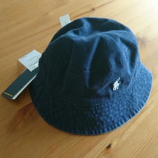 ラルフローレン(Ralph Lauren)の新品タグつき ラルフ 帽子 ベビー(帽子)