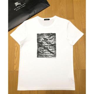 BURBERRY - 一回着用 超美品バーバリーブラックレーベル Tシャツ3