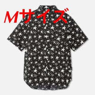 ブロードシャツ(半袖)STUDIO SEVEN +X GU サイズM