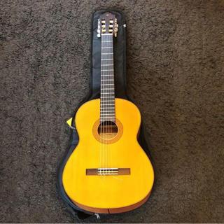 ヤマハ(ヤマハ)の【値下げ〜8/10】クラシックギター YAMAHA CG122MS(クラシックギター)