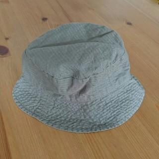 プチバトー(PETIT BATEAU)のプチバトー ハット ベビー 6M(帽子)