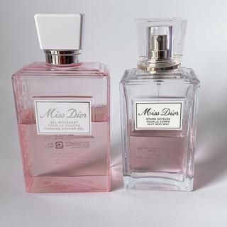 Dior - Dior  ミスディオール シャワージェル ボディミスト
