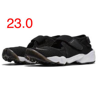 ナイキ(NIKE)のNIKE WOMENS AIR RIFT BREATHE (サンダル)
