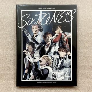 Johnny's - SixTONES 素顔4 新品未開封