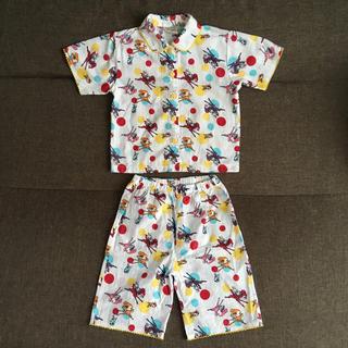アルプクラブ(ALP.club)の【ALP.club】レトロバンビのパジャマ(95cm)(パジャマ)
