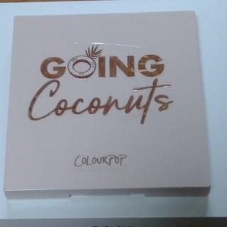 colourpop - colourpop going coconuts