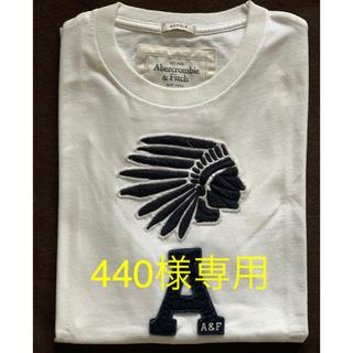 Abercrombie&Fitch - アバクロ メンズ Tシャツ