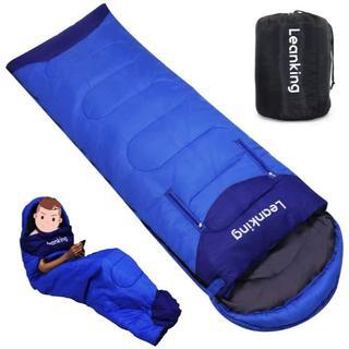 寝袋 シュラフ 1.35kg 220cm(寝袋/寝具)
