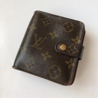 ルイヴィトン(LOUIS VUITTON)のルイヴィトン コンパクトジップ (財布)