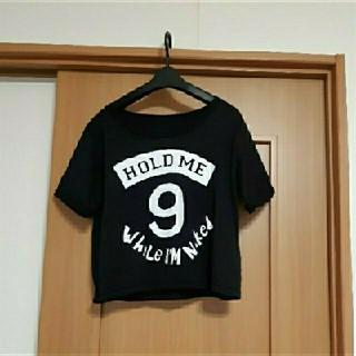 アズールバイマウジー(AZUL by moussy)のアズール バイ マウジー Tシャツ ティーシャツ 半袖(Tシャツ(半袖/袖なし))