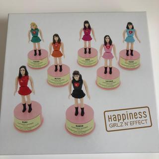 イーガールズ(E-girls)のHappiness GIRLZ N' EFFECT アルバム(ミュージシャン)