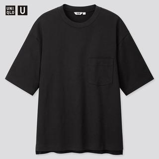 モンクレール(MONCLER)のUNIQLO U オーバーサイズクルーネック T 半袖(Tシャツ/カットソー(半袖/袖なし))