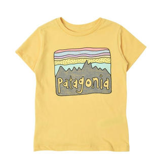 パタゴニア(patagonia)のPatagonia パタゴニア キッズ Tシャツ 4T(Tシャツ/カットソー)