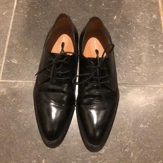 セリーヌ(celine)の大幅お値下げ 着用3回 セリーヌ  ローファー 37.5(ローファー/革靴)
