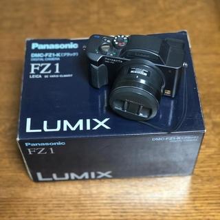 パナソニック(Panasonic)のPanasonic LUMIX FZ DMC-FZ1 K(コンパクトデジタルカメラ)