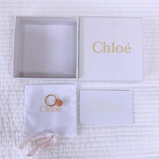 クロエ(Chloe)のChloe リング 新品未使用 クロエ(リング(指輪))