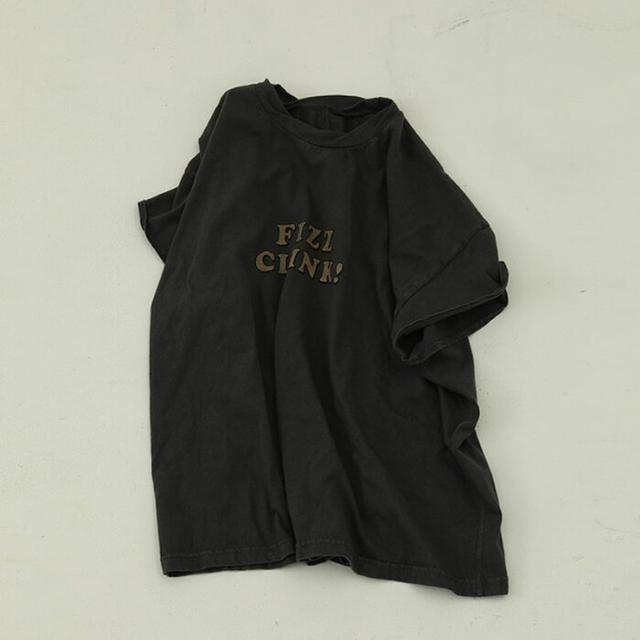 TODAYFUL(トゥデイフル)のTODAYFUL   FIZZ CLINK Tシャツ レディースのトップス(Tシャツ(半袖/袖なし))の商品写真