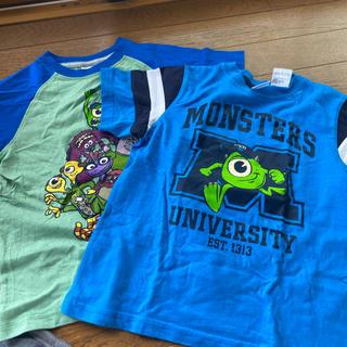 ディズニー(Disney)のTシャツ2枚セット(Tシャツ/カットソー)