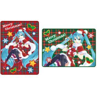 セガ(SEGA)の初音ミクシリーズ プレミアム ビッグブランケット 初音ミク クリスマス2019(その他)