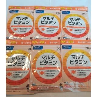 ファンケル(FANCL)のファンケル マルチビタミン30日分×6袋(ビタミン)