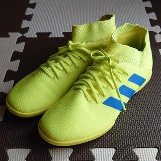 アディダス(adidas)のアディダス サッカー トレーニングシューズ 22cm(シューズ)