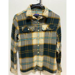 パタゴニア(patagonia)のPatagonia フランネルシャツ XSサイズ(シャツ)