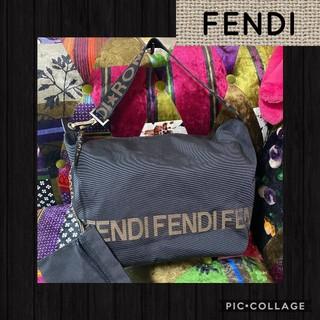 FENDI - 正規品★FENDIフェンディスポーツ。ワンショルダーバッグ。綺麗★