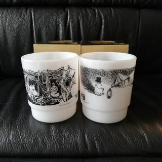 ムーミン マグカップ 2個セット