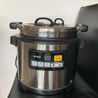 タイガー(TIGER)の業務用 TIGER 保温機 みそしる ポタージュ カレー(調理機器)