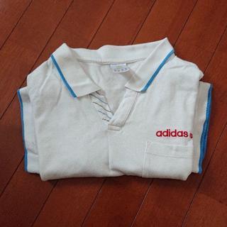 アディダス(adidas)のadidas アディダス neoネオ 半袖ポロシャツ サイズXL(O)(ポロシャツ)