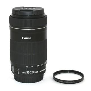 キヤノン(Canon)の【Canon】望遠レンズ♡EF-S 55-250mm f4.5-6 IS STM(レンズ(ズーム))
