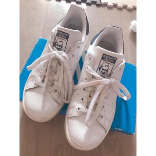 adidas - adidas スタンスミス ネイビー22.5