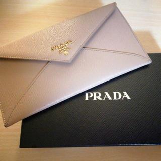 プラダ(PRADA)のプラダ レター型財布(財布)