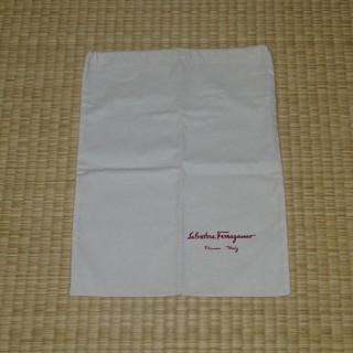 サルヴァトーレフェラガモ(Salvatore Ferragamo)のシューズ 袋 フェラガモ Ferragamo 巾着 靴(ショップ袋)