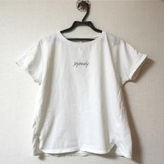 しまむら - HK WORKS LODNDON レディースロゴTシャツ