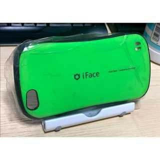iFace iPhone6/6sケース グリーン(iPadケース)