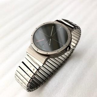 インターナショナルウォッチカンパニー(IWC)のIWC  PORSCHE  DESIGN メンズクォーツ腕時計 電池交換済(腕時計(アナログ))