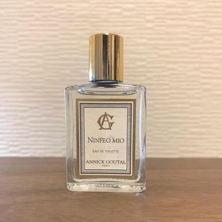 アニックグタール(Annick Goutal)のANNICK GOUTAL ニンフェオミオ 15ml(香水(女性用))