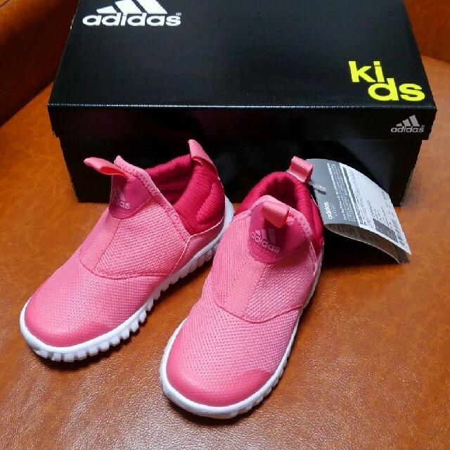 adidas(アディダス)の⭐値下げ⭐ 15.5 アディダス スニーカー キッズ/ベビー/マタニティのキッズ靴/シューズ(15cm~)(スニーカー)の商品写真