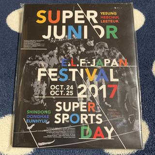 スーパージュニア(SUPER JUNIOR)のSUPERJUNIOR SUPER SPORTS DAY Blu-ray(K-POP/アジア)
