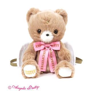 アンジェリックプリティー(Angelic Pretty)のMilky Bear リューク 新宿限定色(リュック/バックパック)