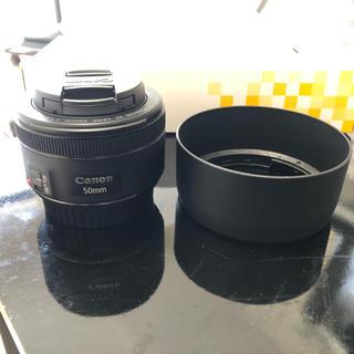 キヤノン(Canon)のキヤノン EF50mmF1.8stm(レンズ(単焦点))