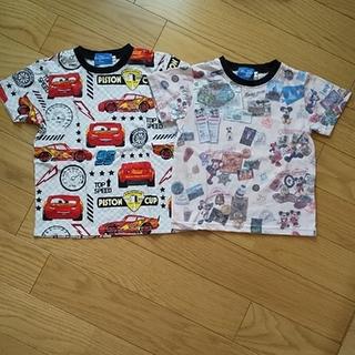 ディズニー(Disney)の東京ディズニーリゾート Tシャツ二枚セット(Tシャツ/カットソー)