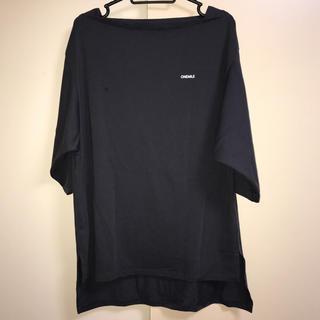 コーエン(coen)の☆coen☆【1M】ロゴビッグシルエットドライTシャツ(Tシャツ(半袖/袖なし))