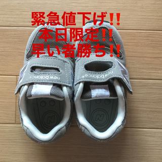 New Balance - new balance 996 15.5cm キッズ グレー