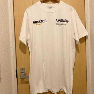 アンブッシュ(AMBUSH)のAMBUSH Tシャツ 白 L(Tシャツ/カットソー(半袖/袖なし))
