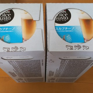 ネスレ(Nestle)のドルチェグスト アイスカプチーノ 6箱(コーヒー)